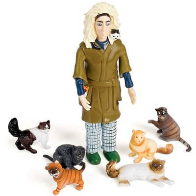 Vintage dixiblog: Finding Out I'm Called Crazy Cat Lady